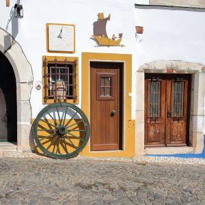 Estremoz Vakantie Alentejo Portugal