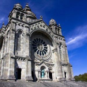 Santa Luzia basilic Viana do Castelo