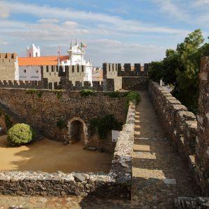 Kasteel Beja Alentejo Portugal