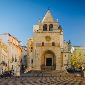 Elvas Kerk Alentejo Portugal