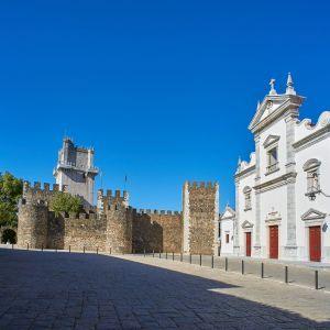 Beja Alentejo Regio Portugal