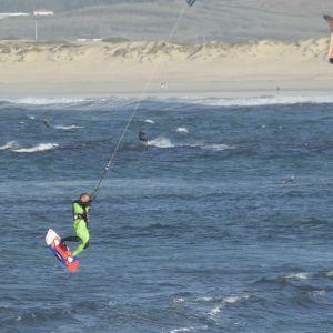 Windsurfen Peniche Portugal