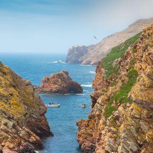Berlengas eilanden Peniche Portugal