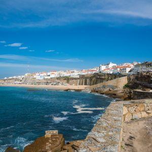 Ericeira dorp Portugal