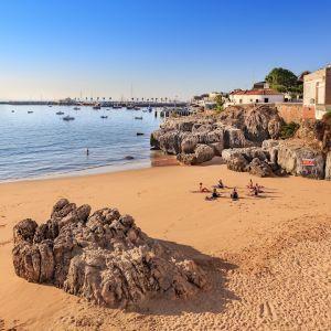 Cascais Strand Portugal