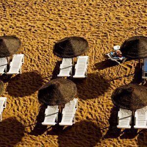 Strand Vakantie Albufeira Portugal