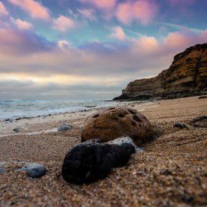 Ericeira strand Portugal