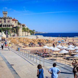 Estoril Strand Vakantie Portugal