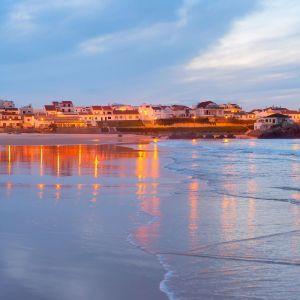Avond in Baleal Peniche Portugal
