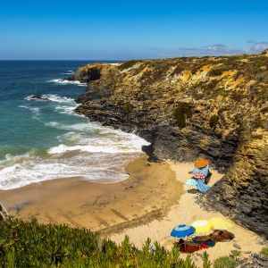Vila Nova de Milfontes  - Lissabon naar de Algarve Rondreizen