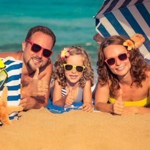 Portugal FamilieVakantie Strand Algarve